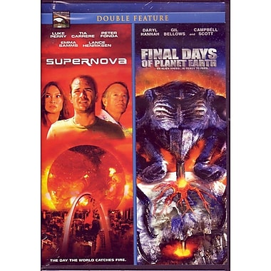 Supernova/Final Days of Planet Earth (DVD)