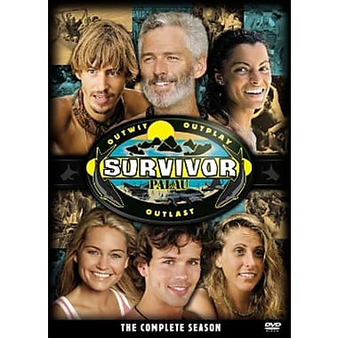 Survivor: Palau: The Complete Season (DVD)