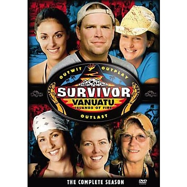 Survivor: Vanuatu: The Complete Season (DVD)