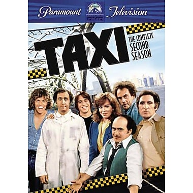 Taxi: The Complete Second Season (DVD)