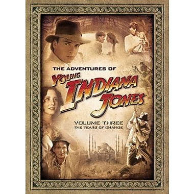 The Adventures of Young Indiana Jones: Volume 3 (DVD)