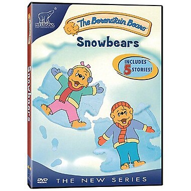 The Berenstain Bears: Snow Bears (DVD)