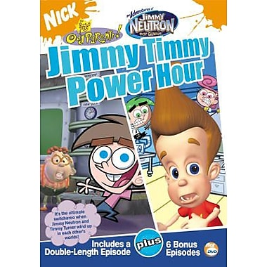The Fairly OddParents! /Adventures of Jimmy Neutron: Jimmy Timmy Power Hour (DVD)