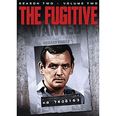 The Fugitive: Season Two, Volume Two (DVD)