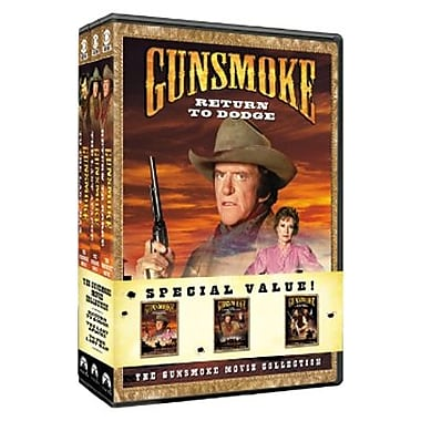 The Gunsmoke Movie Collection (DVD)