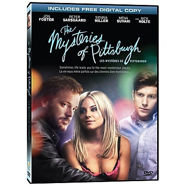 The Mysteries of Pittsburgh/Les Mystères de Pittsburgh (DVD + Digital Copy)