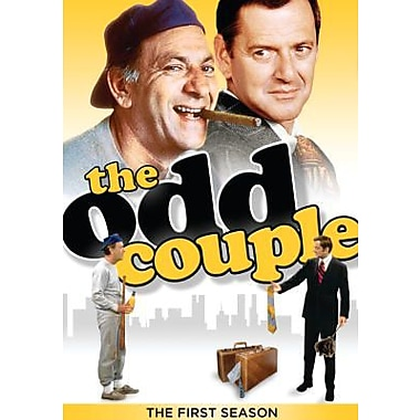 The Odd Couple: The First Season (DVD)