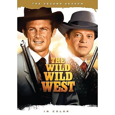 The Wild Wild West: The Second Season (DVD)