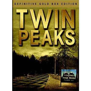 Twin Peaks: The Definitive Gold Box Edition (DVD)