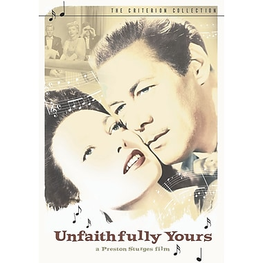 Unfaithfully Yours (DVD)