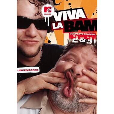Viva La Bam: Complete Seasons 2 & 3 (DVD)