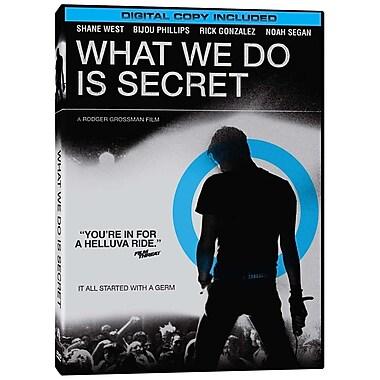 What We Do Is Secret (DVD + Digital Copy)