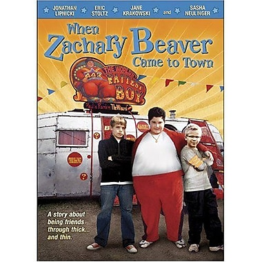 When Zachary Beaver Came to Town (DVD)
