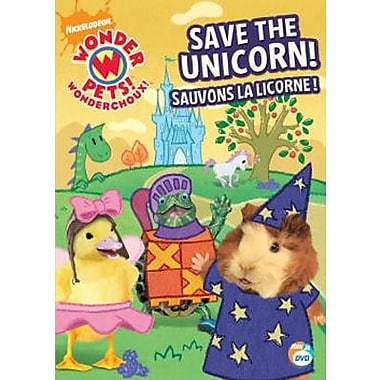 Wonder Pets: Save the Unicorn! (DVD)