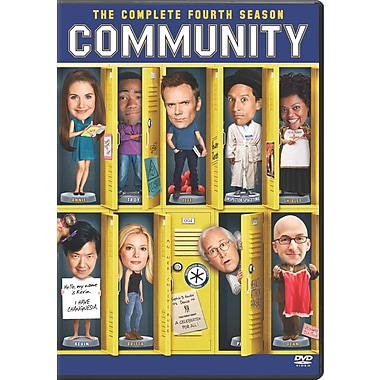 Community Season 4 (DVD)