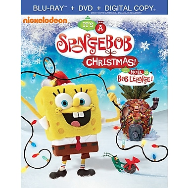 Spongebob Squarepants: Christmas! (Blu-Ray)