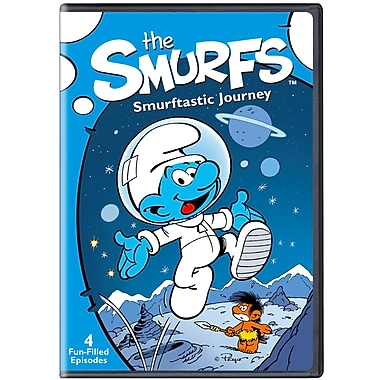 The Smurfs: Smurftastic Journey (DVD)