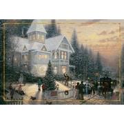 Sunrise Thomas Kinkade Holiday Boxed Cards Assortment