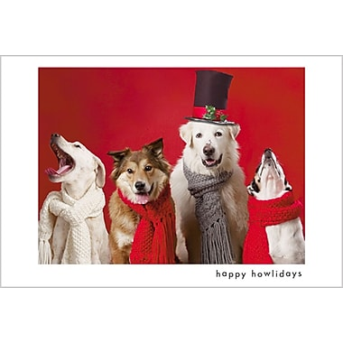 Sunrise Happy Howlidays Holiday Boxed CardsHooray For The Underdog®