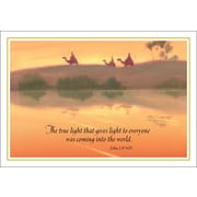 Sunrise We Three Kings Christmas Boxed Cards