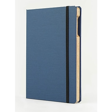 Portenzo Book Case for iPad mini, Blue and Black