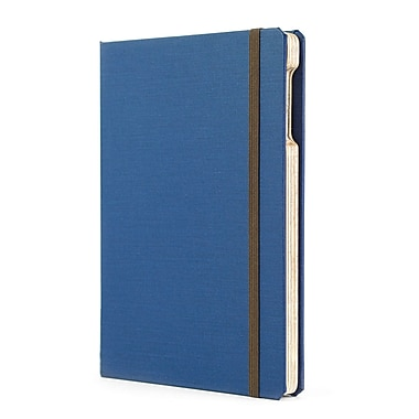 Portenzo BookCase for iPad mini, Blue and Espresso