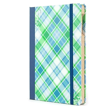 Portenzo BookCase for iPad mini, Blue Bayou