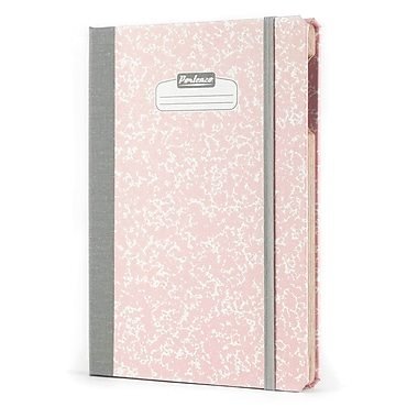 Portenzo BookCase for iPad mini, Pink Composition
