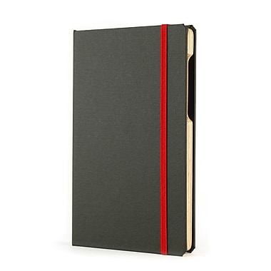Portenzo BookCase for Nexus 7, Black and Natural Linen