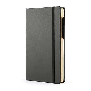 Portenzo BookCase for Nexus 7, Black Morocco and Sky Blue
