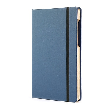 Portenzo BookCase for Nexus 7, Blue and Natural Linen