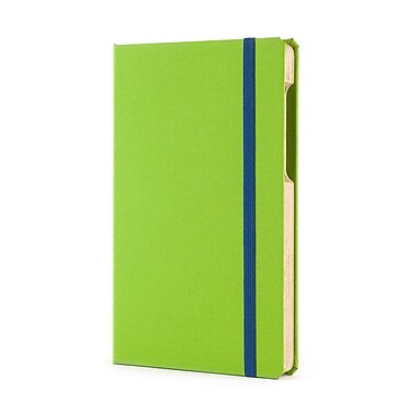 Portenzo BookCase for Nexus 7, Green Apple and Sky Blue