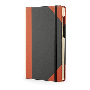 Portenzo BookCase for Nexus 7, Black and Red Wingtip