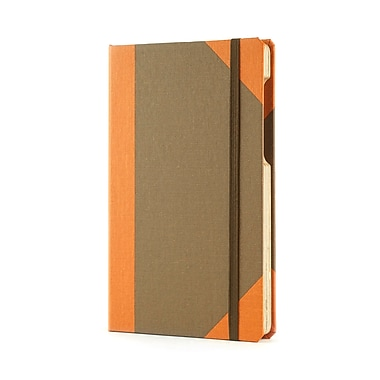 Portenzo BookCase for Nexus 7, Brown and Orange Wingtip