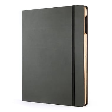 Portenzo Alano BookCase for iPad, Midnight Black