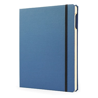 Portenzo BookCase for iPad, Blue and Black