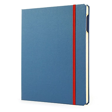 Portenzo BookCase for iPad, Blue and Red