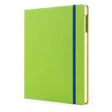 Portenzo BookCase for iPad, GreenApple and Sky Blue