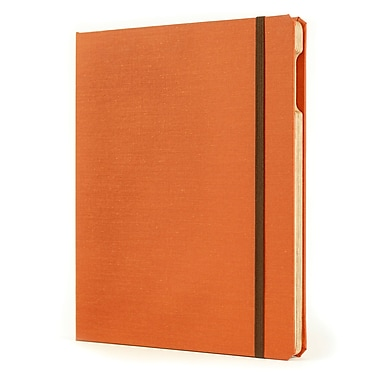 Portenzo BookCase for iPad, Orange and Sky Blue