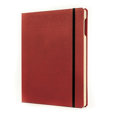 Portenzo BookCase for iPad, Red and Black