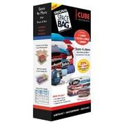 Johnson Wax Large & X-Large Ziploc  Vacuum Seal Cube Space Bag