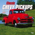 2014 Browntrout Classic Chevy Pickups  Square 12x12