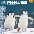 2014 Browntrout Animal Planet Penguins  Square 12x12