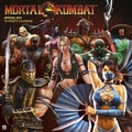 2014 Browntrout Mortal Kombat  Square 12x12