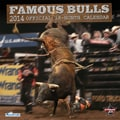 2014 Browntrout Famous Bulls of the PBR  Square 12x12 Adventure