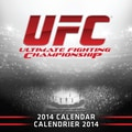 2014 Browntrout Ultimate Fighting Championship  Square 12x12 NMR