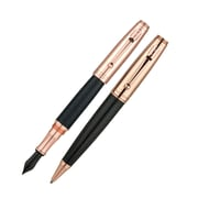 Monteverde® Invincia™ Ballpoint and Fountain Pen Set, Rose Gold