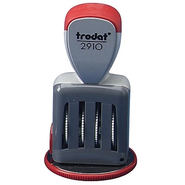 Trodat® 24-Hour Time/Date Self-Inking Stamp, Received