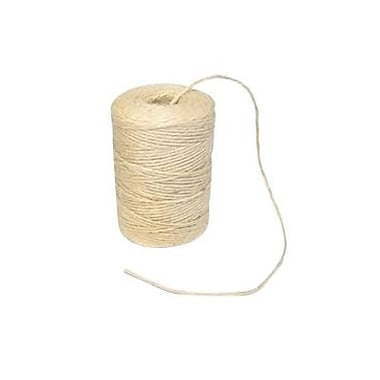 Crownhill Jute Twine, 600', Natural