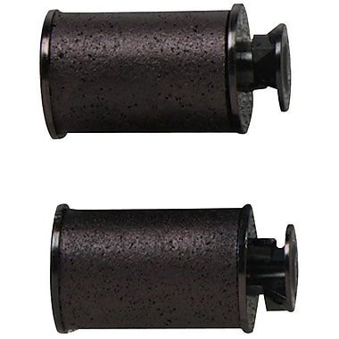 Monarch® 925403 Replacement Ink Rollers, Black, 2/Pack